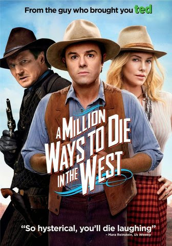 A Million Ways to Die in the West (BRRip HD Inglés Subtitulada) (2014)