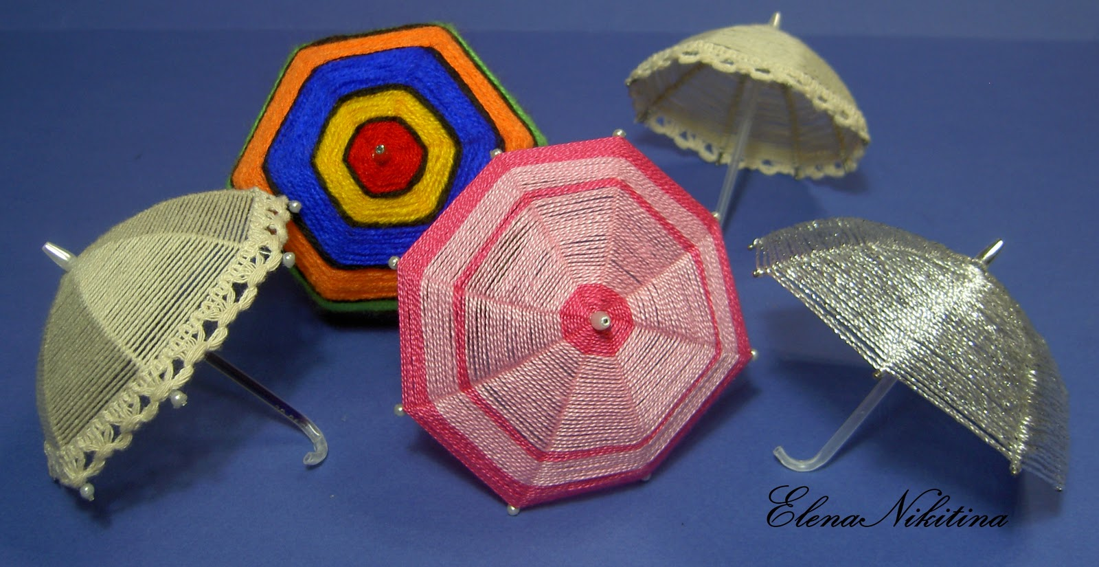 Зонт своими руками мастер