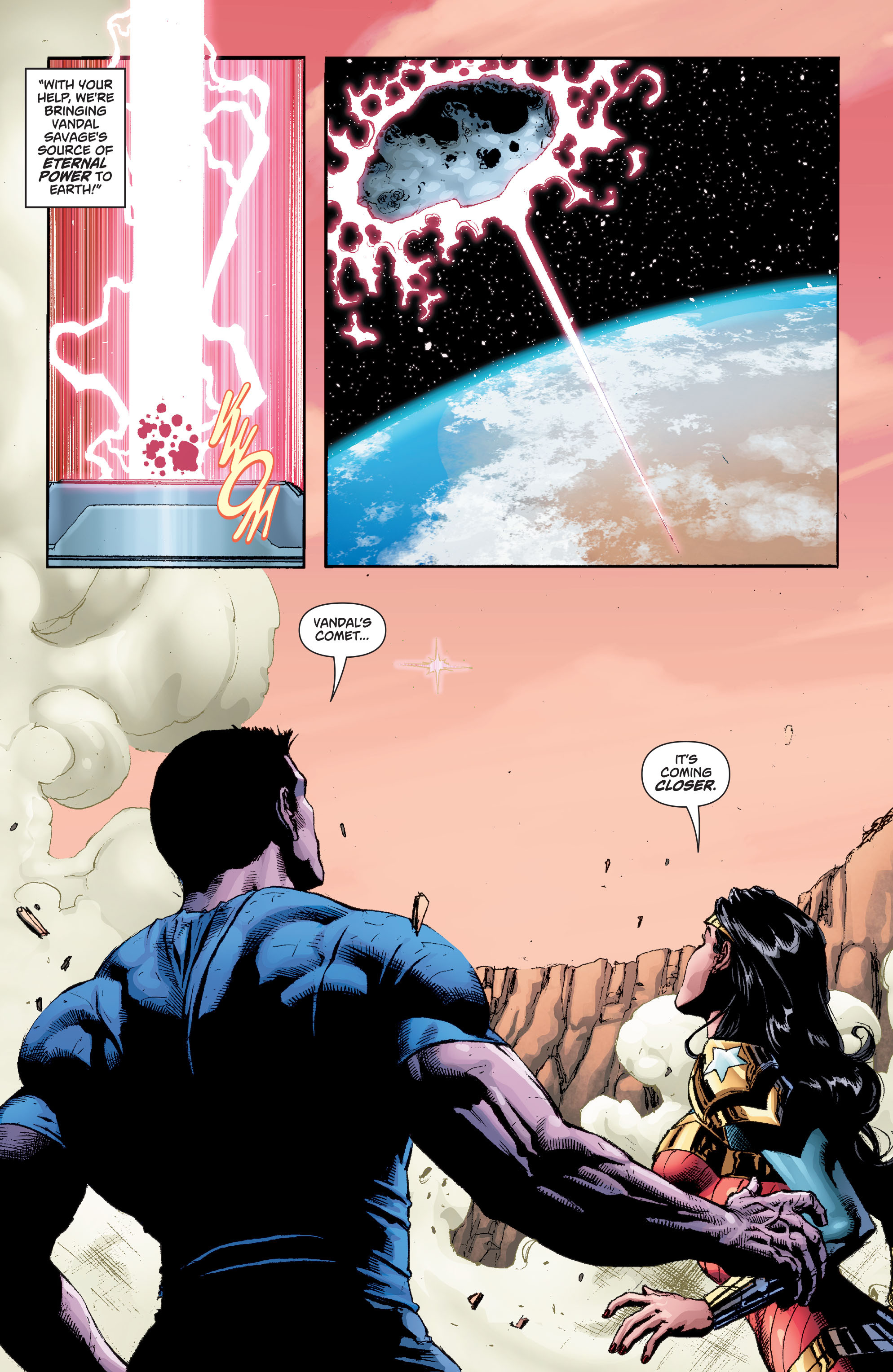Read online Superman (2011) comic -  Issue #49 - 10