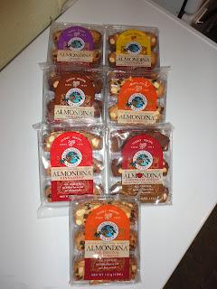 almondina sampler