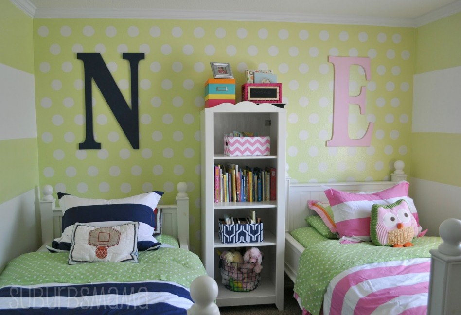 Boys Bedroom Wall Decor