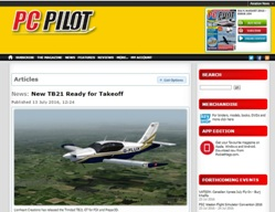 PC Pilot The Word's Favourite Flight Simulation