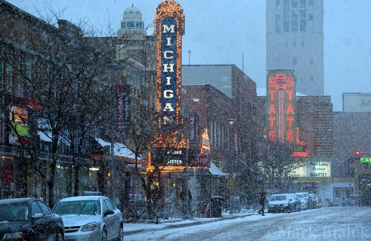 Weather Ann Arbor Michigan