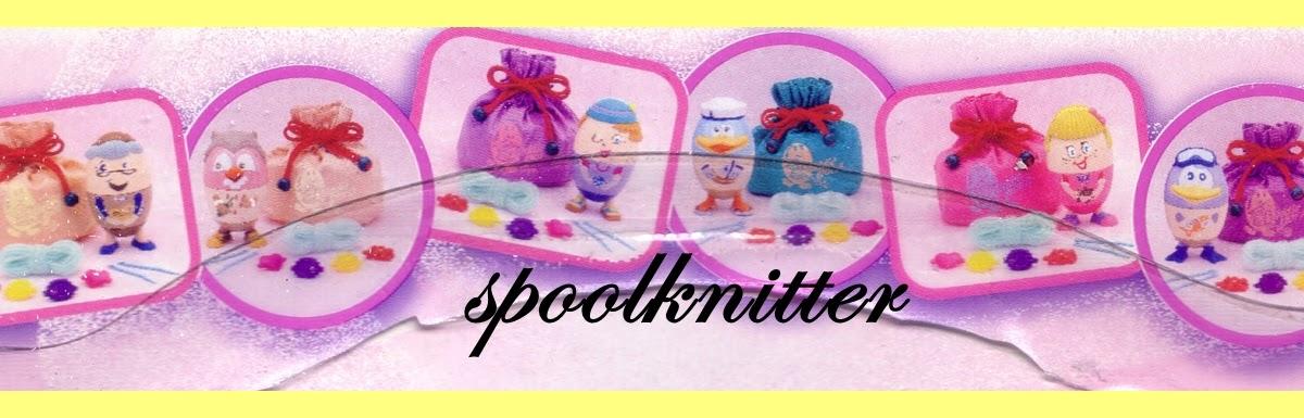 spool knitting machine