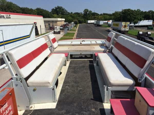 Used RVs Airstream Skydeck for Rent for NASCAR For Sale by ...