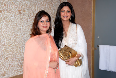 Shilpa Shetty at Launch of IOSIS spa Lucknow branch