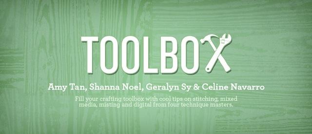Studio Calico Toolbox Class