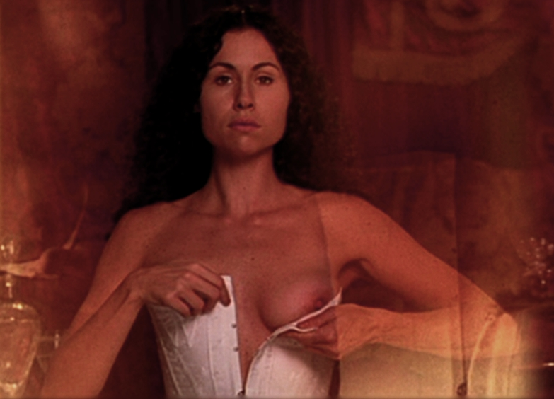 Nude minnie driver naked that