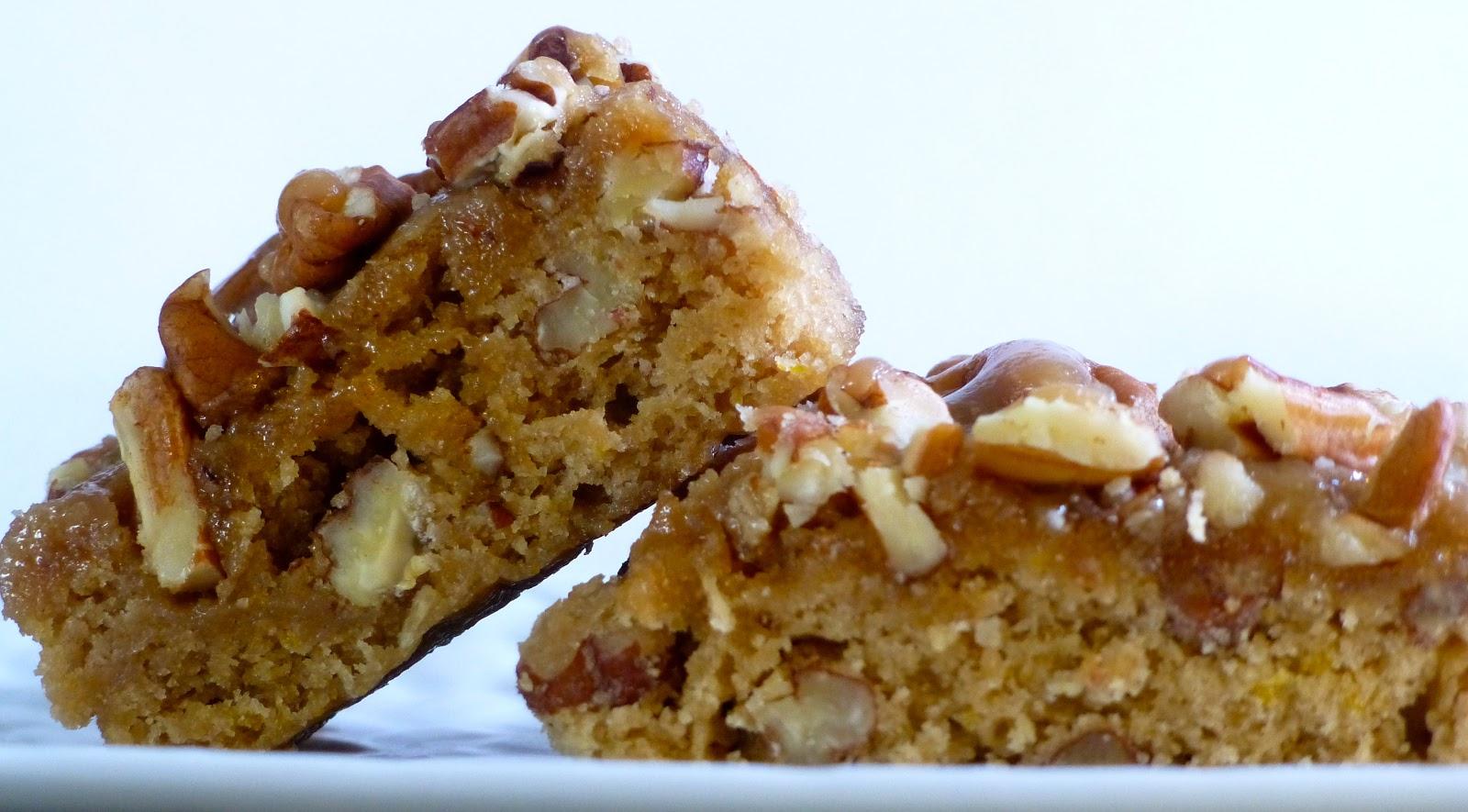 Maple Blondies Recipes — Dishmaps