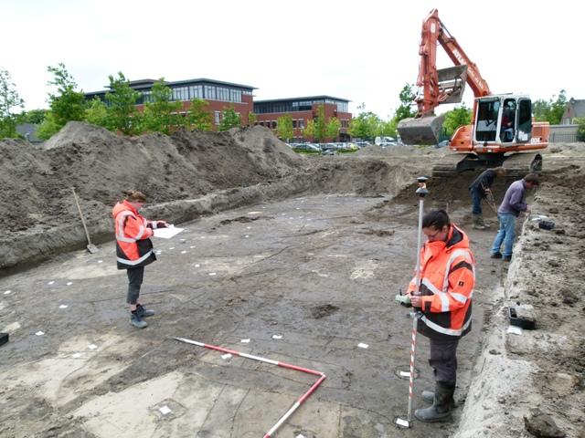 Bijzondere vondsten bij opgravingen Hoogeland