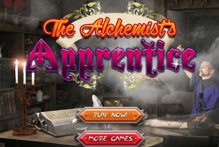 Hidden247 The Alchemist Apprentice