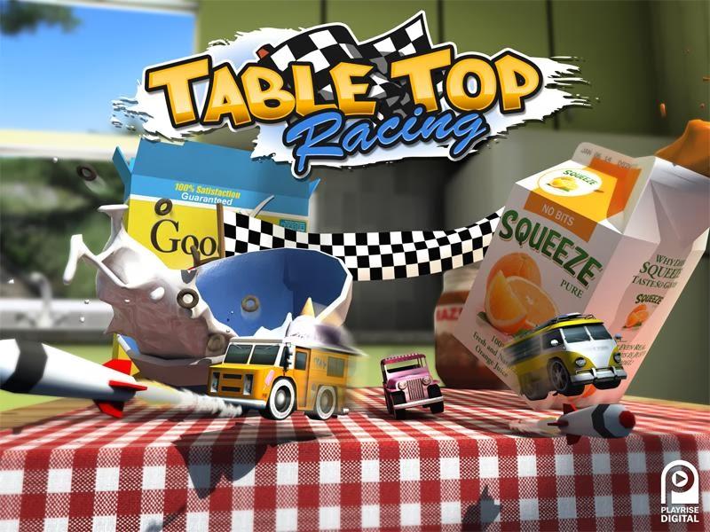 Télécharger Table Top Racing apk pour android