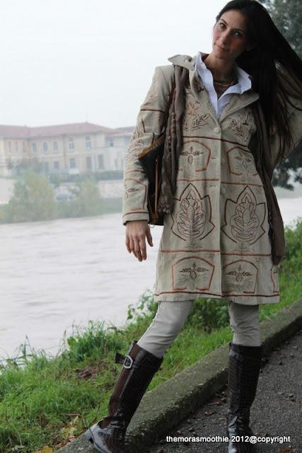 cappotto barocco