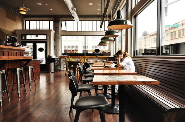 innenarchitektur design café interieurs