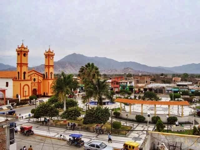 Hujan Tidak Pernah Turun di Lima