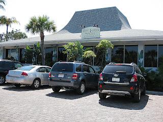 Doc Ford's Restaurant exterior