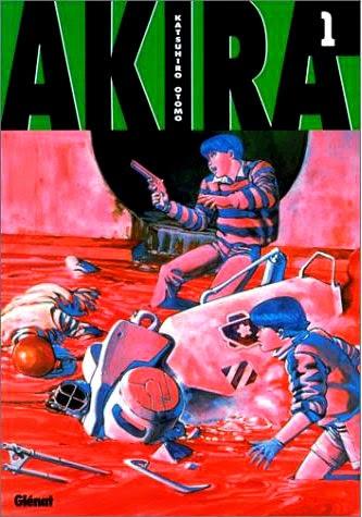 [7BD] Akira tome 1 (N&B) chez Glenat