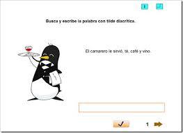 http://www.escueladeverano.net/lengua/todo/ejercicios_interactivos/unidad_1/diacritica/ortografia_diacritica.html