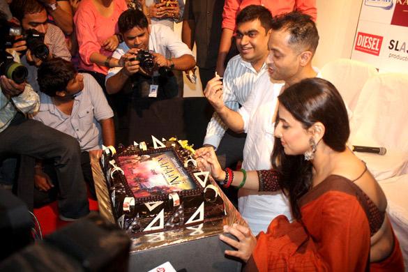 vidya Balan Saree Photos