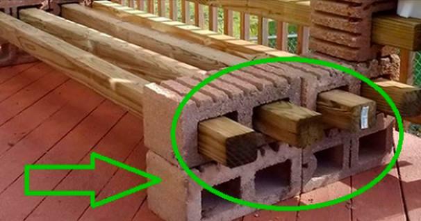 Sabias que los bloques de cemento son increÍbles? ¡estos 19 ...