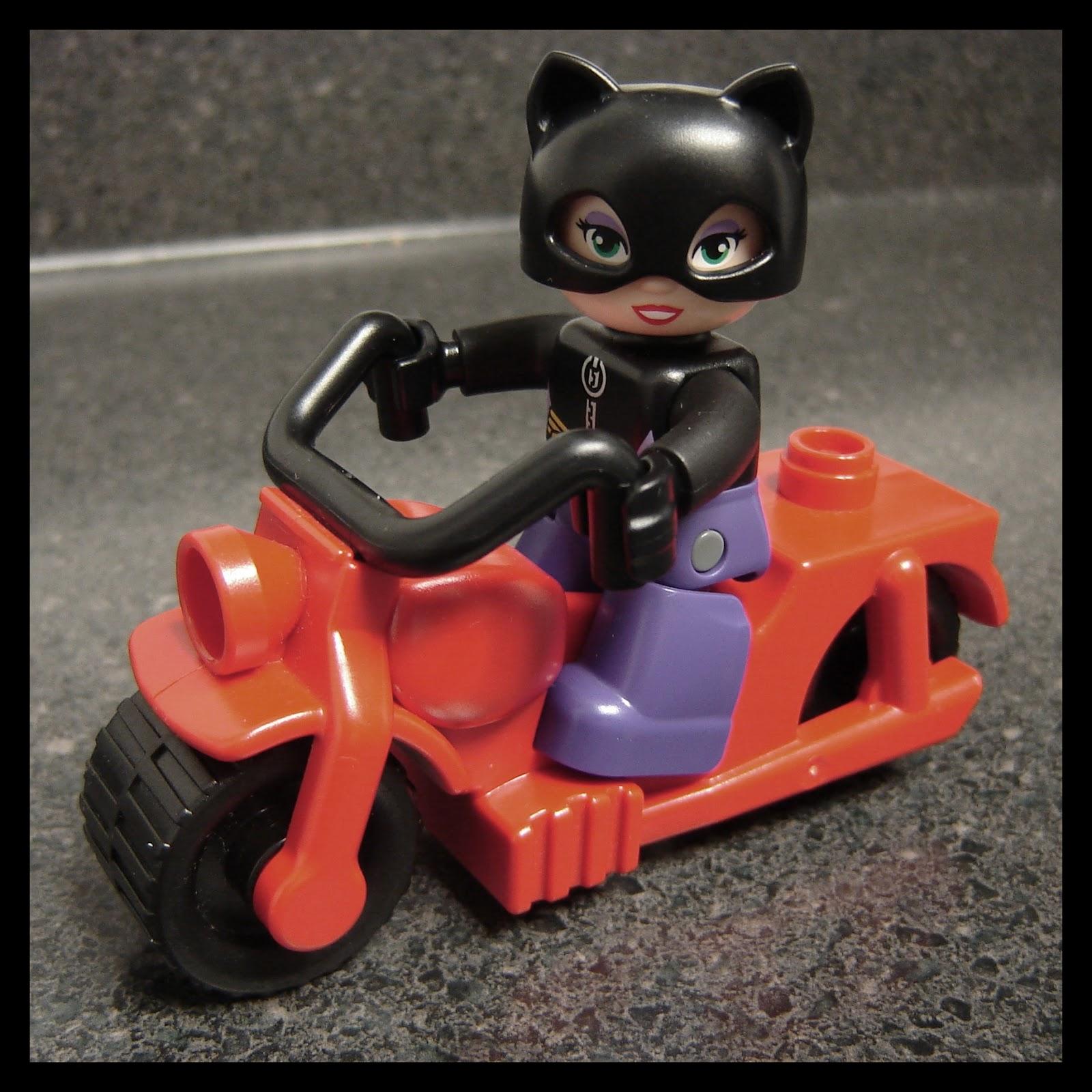 LEGO Duplo Catwoman - Purple Pants Mod