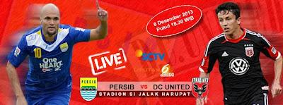 Jadwal Siaran Langsung Persib Bandung Vs DC United