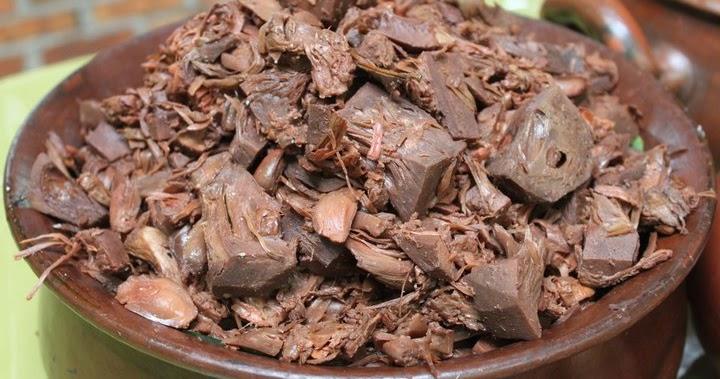 wisata kuliner yogyakarta resep gudeg dan sambal goreng