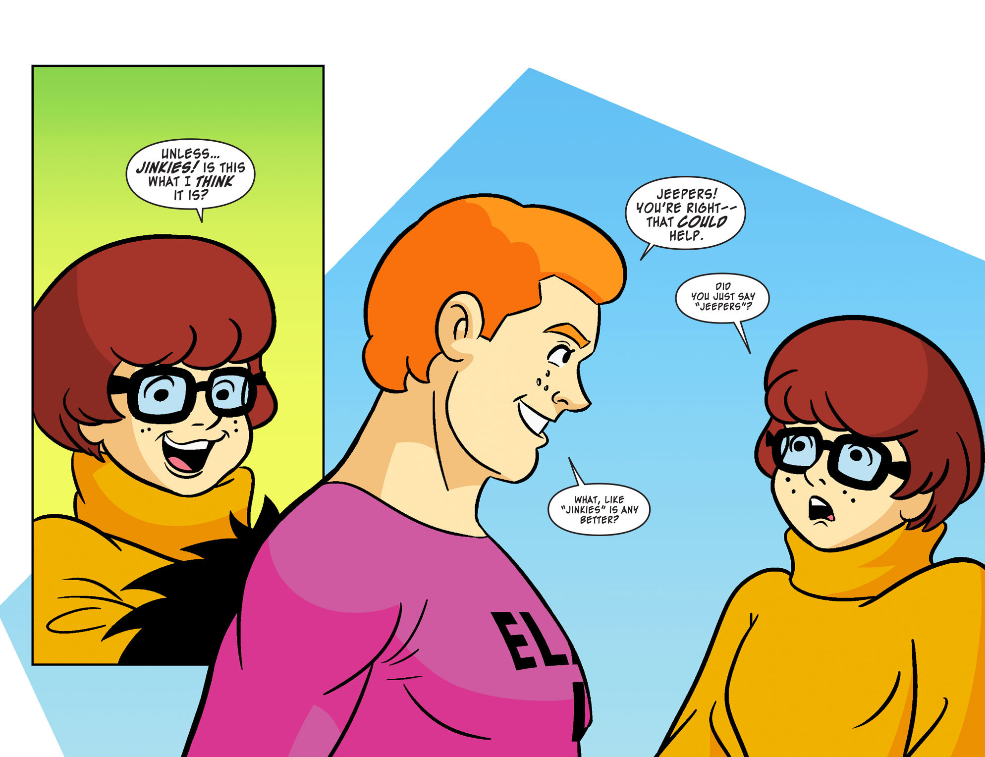 Read online Scooby-Doo! Team-Up comic -  Issue #18 - 14