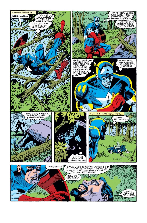 Captain America (1968) Issue #403 #352 - English 11