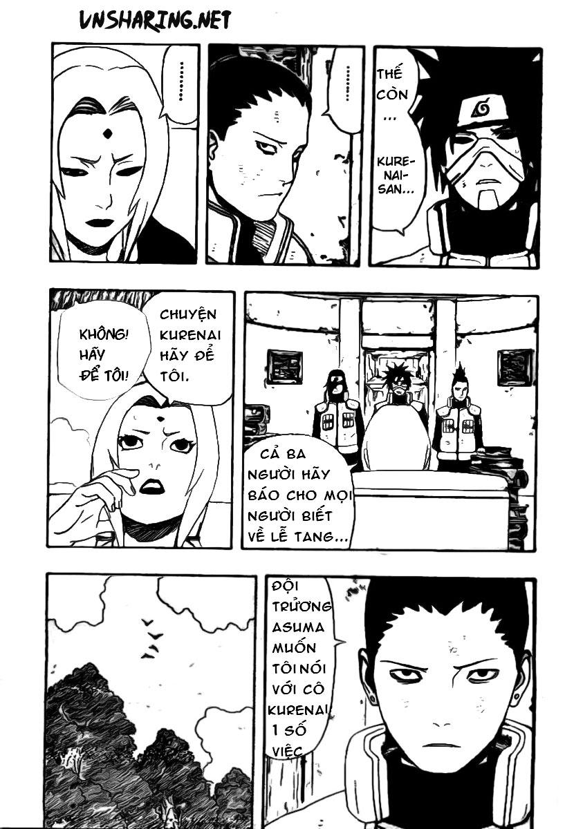 Naruto chap 330 Trang 3 - Mangak.info