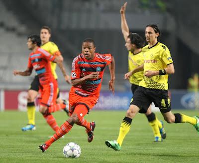 Marseille 3 - 0 Dortmund (2)