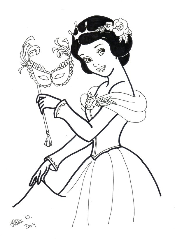 Irresistible image within snow white printable
