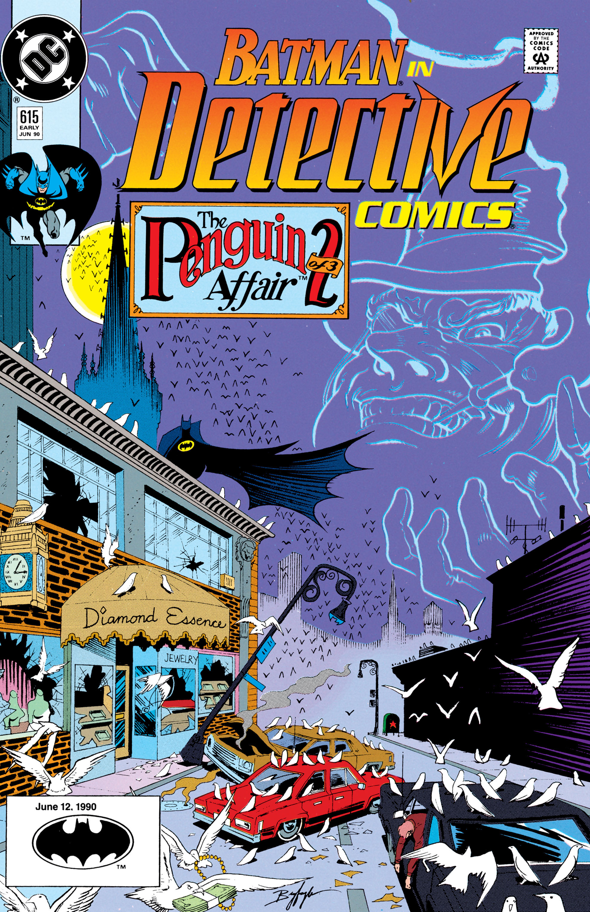 Detective Comics (1937) 615 Page 1