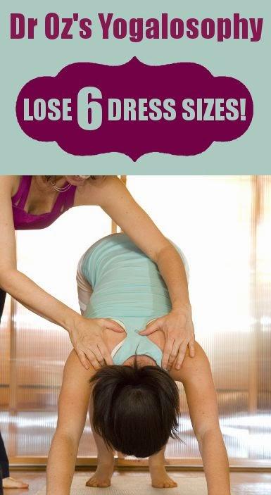 Dr Oz Yogalosophy: Downward & Upward Facing Dog: Steve Ross Yoga