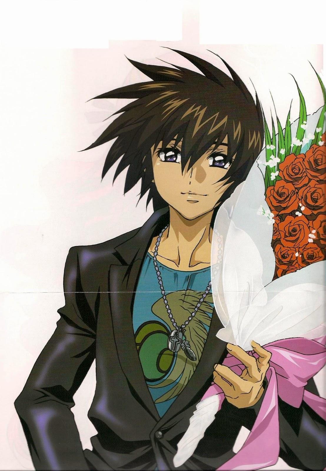 20 Cowok Anime Terganteng 20 Karakter Anime Pria Terganteng Dan
