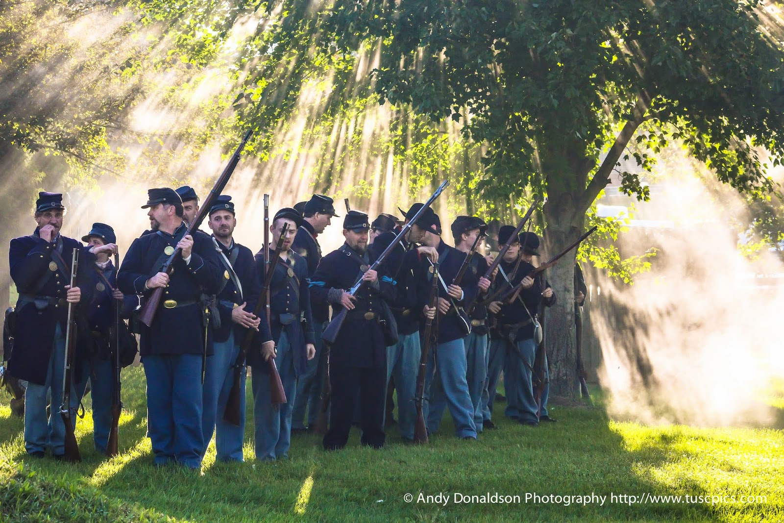 Looking back at Zoar Civil War 2011