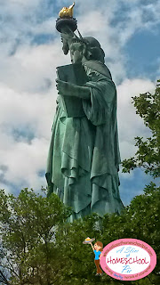 Statue of Liberty Photo 2 by ASliceOfHomeschoolPie.com