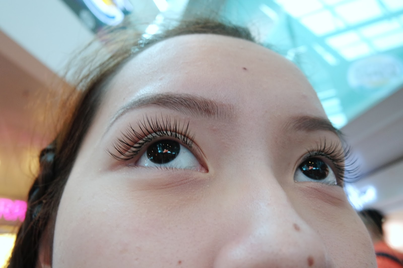 Jia min vain beauty sg well as considering the fact that i was in the sea and pool during my trip i would definitely recommend vain beauty for their eyelash extensions pmusecretfo Gallery