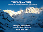 TREK FOR A CAUSE