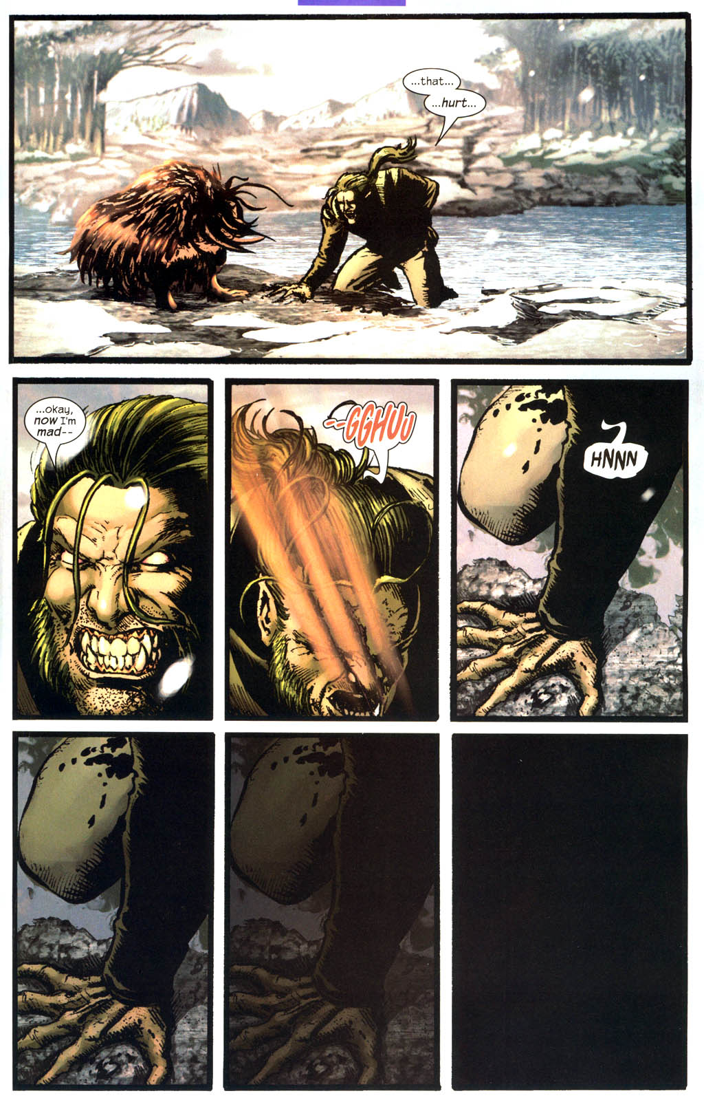Read online Wolverine (2003) comic -  Issue #13 - 10