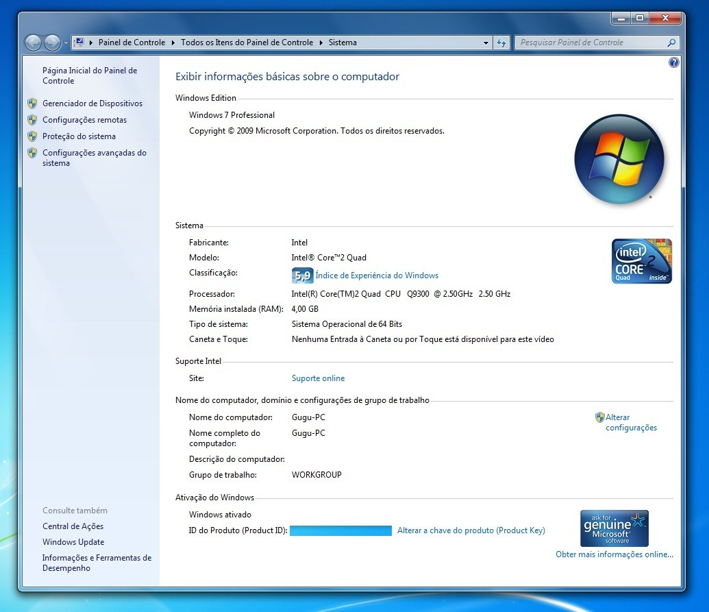 microsoft windows 7 professional download