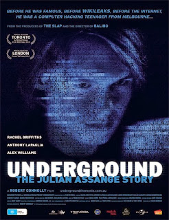 Underground: The Julian Assange Story (2012) online