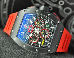 Richard Mille RM11 Black Carbon