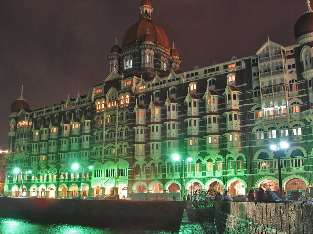 Taj Mahal Palace Hotel India