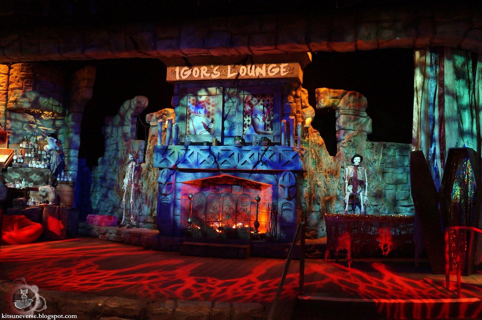 Kitsuneverse Haunt Review Surving The Curse At Busch