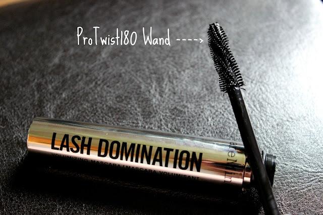 Bare Minerals Lash Domination Volumizing Mascara Review ...