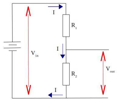 Voltage-divider-circuit