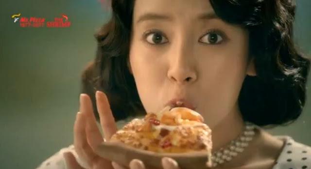 Mr.Pizza The Shrimp Song Ji Hyo 1