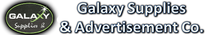 GALAXY  SUPPLIES & ADVERTIESMENT  COMPANY