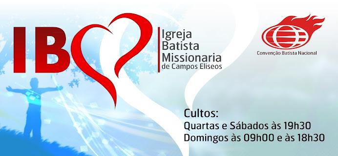 Igreja Batista Missionária de Campos Eliseos